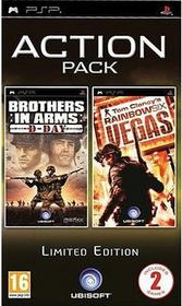 Brothers in Arms: D-Day + Tom Clancys Rainbow Six: Vegas (Limited Edition) PSP