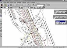 Softline Moduł C-Geo - Projektowanie tras XYZ