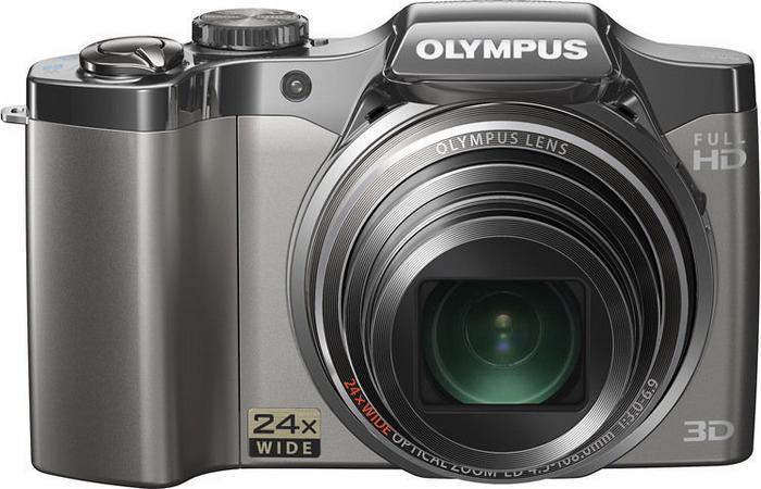 Olympus SZ-30MR 3D