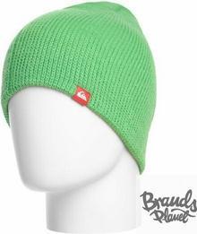 QUIKSILVER Czapka zimowa Routine Beanie - kolor zielony