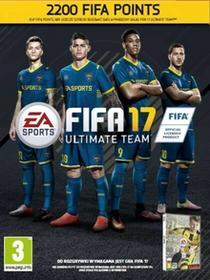 FIFA 17 - Points PC Klucz 2200 punktów