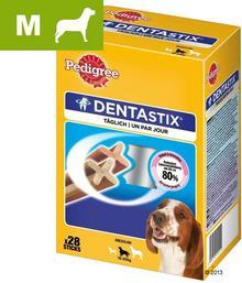 Pedigree Dentastix- Przysmak Dentystyczny Dla Psów Średnich Ras, 4 X 180G (28 Szt),