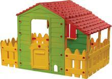 Buddy Toys domek FARM z werandą i płotem
