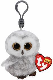 Ty Beanie Boos Owlette - Sowa Biała - Brelok