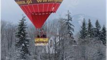 Romantyczny lot balonem dla dwojga - Trójmiasto