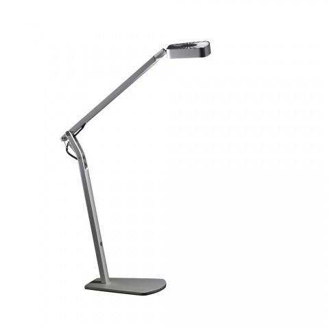 Emma Lampa biurkowa Silver LED Artemodo