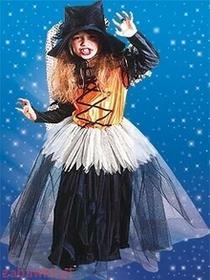 Sezamik Halloween Czarownica Sabrina 0287