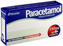 Farmina Paracetamol 250mg 10 szt.