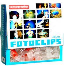 Lomography Klipsy do zdjęć 110 szt Fotoclips Z245CLIPSUS