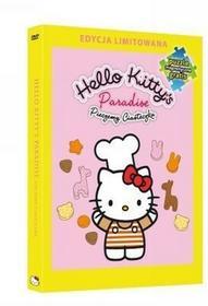 Hello Kittys Paradise Pieczemy ciasteczka limitowane edycje z puzlami) DVD