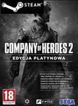 Relic Entertainment Company Of Heroes 2 Edycja Platynowa STEAM