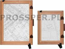 Szkicownik geodezyjny drewniany A3 profesjonal