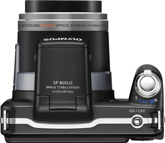 Olympus SP-800 UZ czarny