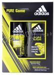 Opinie o Adidas Pure Game komplet 150 ml DEO & 250 ml SG)