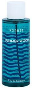Korres Summer Wood 100ml woda kolońska + do każdego zamówienia upominek.