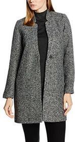BEST MOUNTAIN Płaszcz MAW2621F dla kobiet, kolor: szary, rozmiar: rozmiar producenta: XL