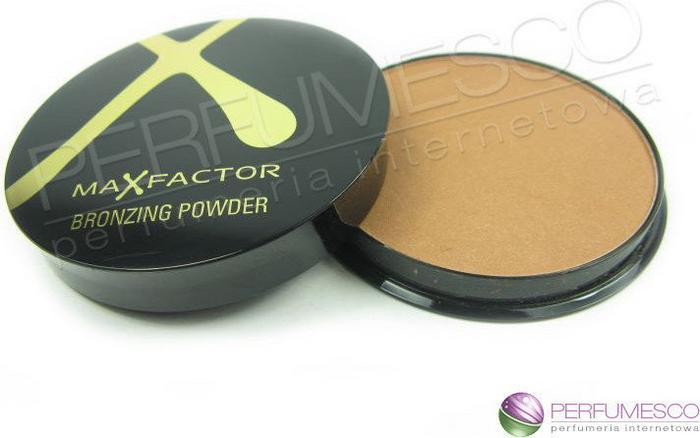 Max Factor Bronzing Powder Brązujący, 1 Golden
