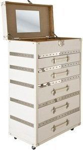 Kare Design 75708, Toaletka Diva Maku UP 5 Drawers