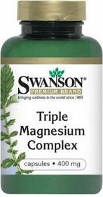 SWANSON Triple Magnesium Complex 100 szt.