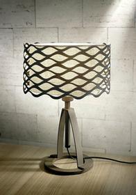 Leds-C4 Alsacia Lampa stołowa / biurkowa rdzawy Brązowy 10-4341-Z6-20