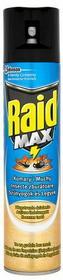 Raid S.C.Johnson aerozol przeciw owadom latającym na komary i muchy Max 300 ml