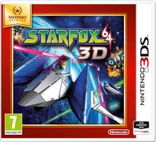 Star Fox 64 3D Select 3DS