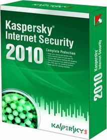 Kaspersky Internet Security 2010 (1 stan. / 1 rok) - Nowa licencja