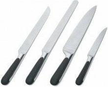 Alessi zestaw noży Mami SG500S4 B