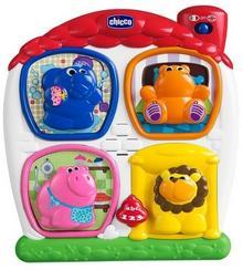Chicco Puzzle domek PLEN ZAREK103709