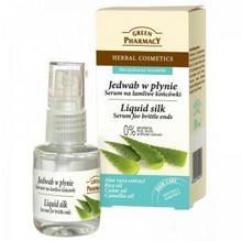 Green Pharmacy Jedwab w płynie - serum na łamliwe końcówki 30 ml