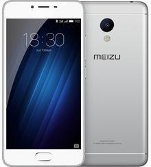 Meizu M3S 32GB Dual Sim Srebrny