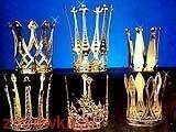 STRÓJ karnawałowy Korona Księżniczki 2440C