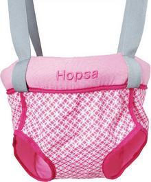 STORCHENMÜHLE Hopsa huśtawka skoczek - różowy A 6775.052