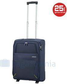 Samsonite AT by Mała walizka kabinowa AT SUMMER VOYAGER 85458 Granatowa - granatowy