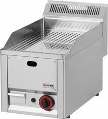RedFox Płyta grillowa chromowana gazowa GDRL - C - 33 G 00000527
