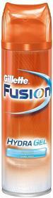 Gillette Fusion HydraGel - ŻEL DO GOLENIA do twardego zarostu 200ml