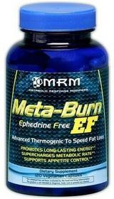 MRM Mrm Meta Burn Ef - 120 Kaps.