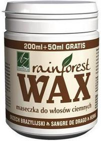 A-Z Medica Rainforest wax Maseczka do włosów ciemnych 250ml