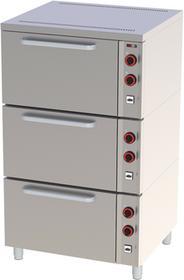 RedFox Piekarnik elektryczny 3xGN2/1 00020384