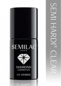 Semilac Diamond Cosmetics Hard Hybrydowy żel budujący na paznokcie 7 ml