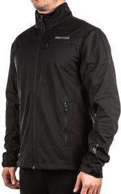 Marmot Kurtka męska softshell Windstopper Leadville 81540001.M/CZARNA