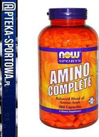 Now Foods Amino Complete 1000 - 360 kaps