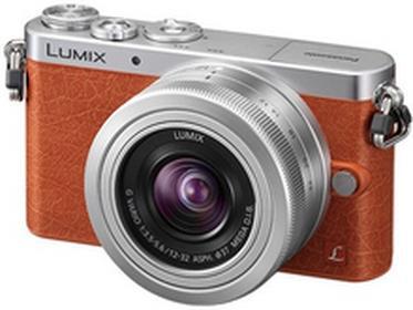 PanasonicDMC-GM1K + 12-32 kit pomarańczowy