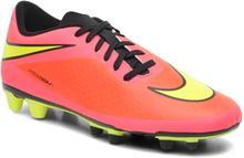 Nike Hypervenom Phade FG 599809-690 żółto-różowy