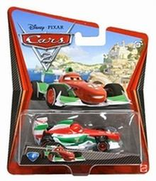 Mattel Cars Auta Zygzak Zabawka DLY65 DLY65