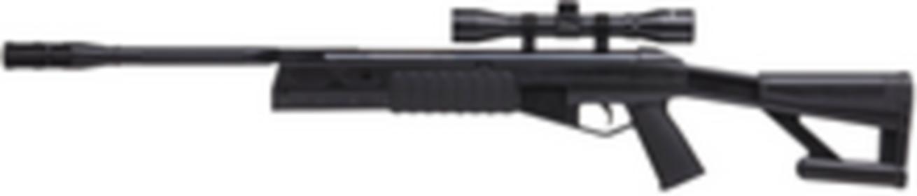 Crosman karabinek TR77NP Short 4,5 mm z lunetą CenterPoint 4x32 (30131)