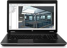 "HP ZBook 17 F0V54EA 17,3\"", Core i7 2,4GHz, 8GB RAM, 750GB HDD (F0V54EA)"