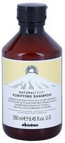 Davines Naturaltech Purifying szampon oczyszczający przeciw łupieżowi For Scalp with Oily or Dry Dandruff 250 ml