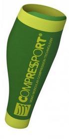 CompresSport Calf R2 FLUO V2 zielony