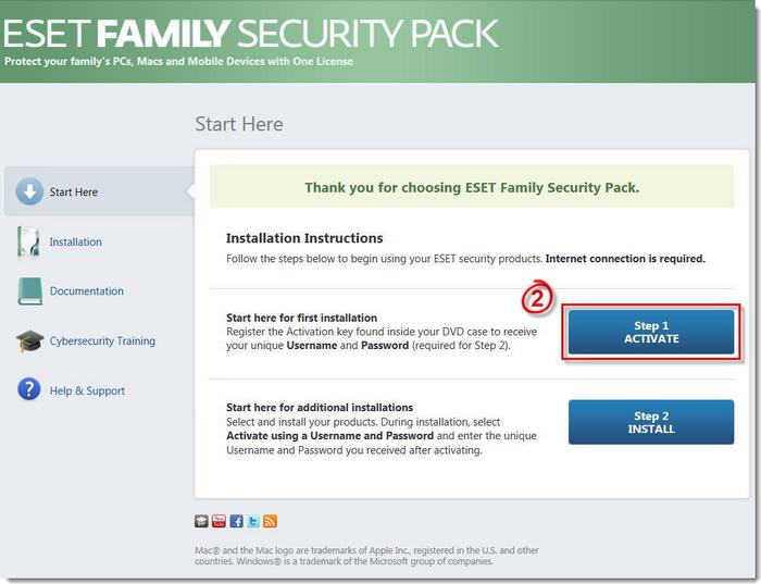 Eset Security Pack (3 stan. / 3 lata) - Nowa licencja